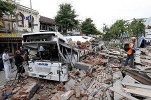 Christchurch Earhquake