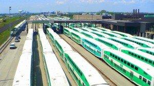 Flovac Train Project Canada