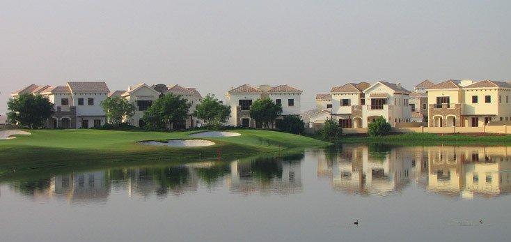 Jumeirah Golf Course, Dubai