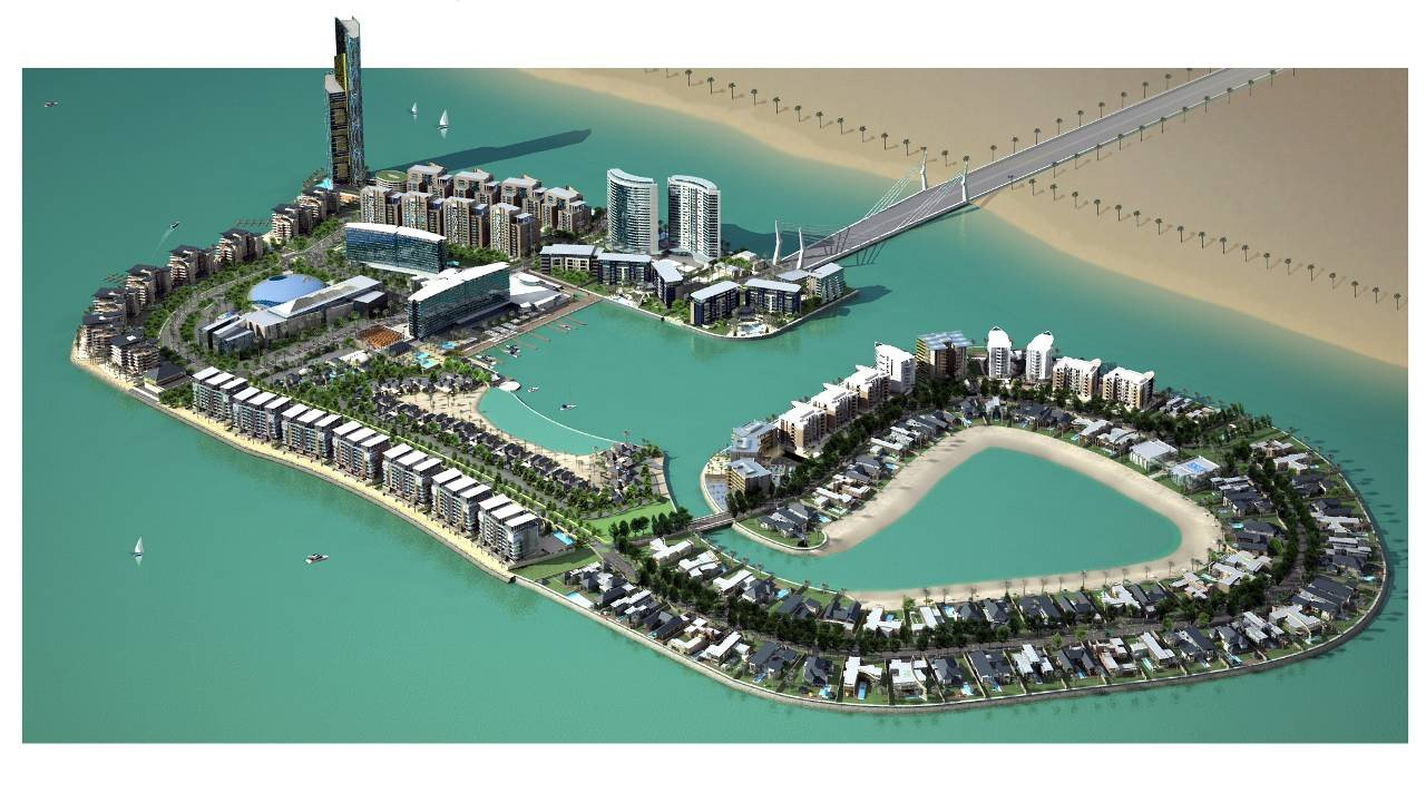 Reef Island, Bahrain
