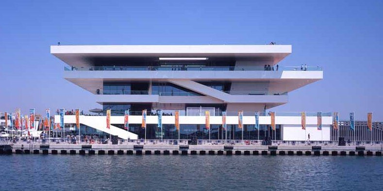 America's Cup Marina, Valencia Spain