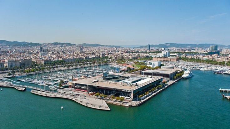 marina port vell barcelona installs flovac system flovac vacuum sewerage systems. Black Bedroom Furniture Sets. Home Design Ideas
