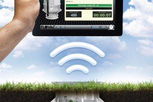 Flovac Wireless Monitoring System
