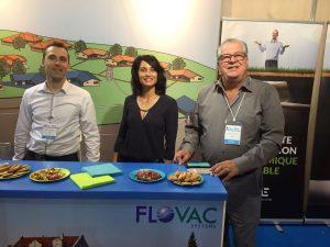 Flovac Vacuum Sewer team in Paris
